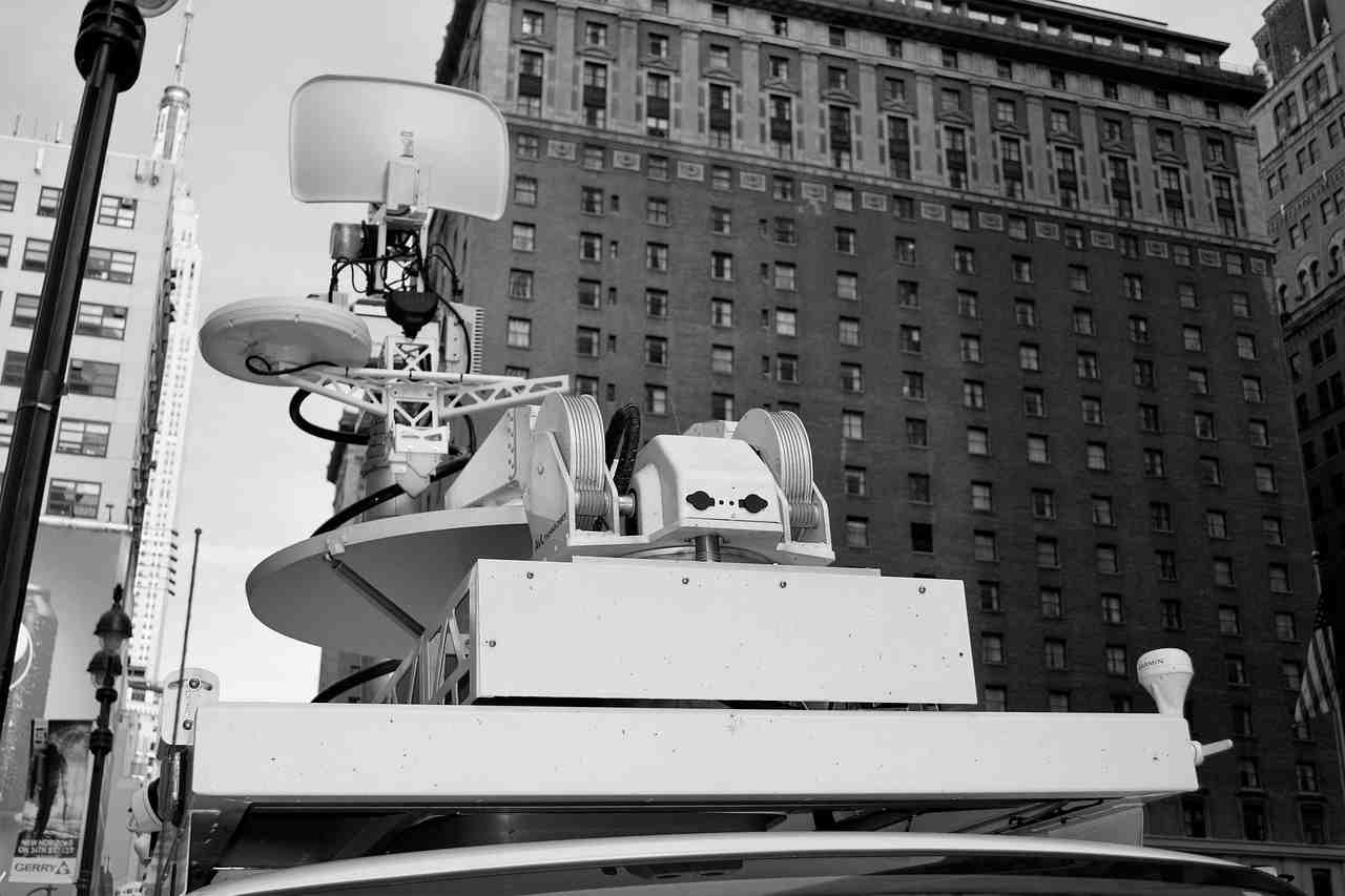 television, live broadcast antenna, madison square garden